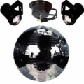 Rental store for MIRROR BALL KIT 16 in Seattle WA